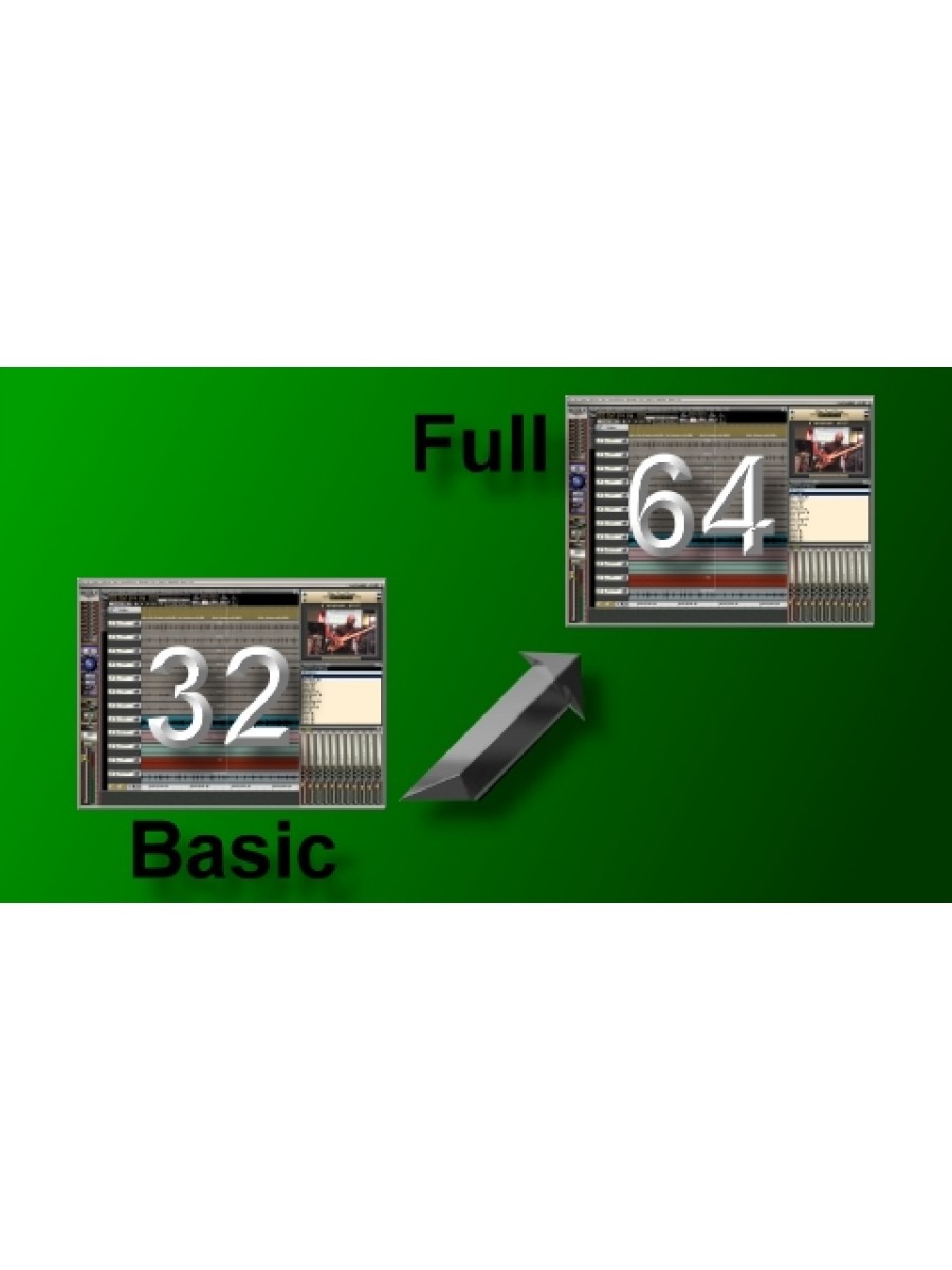 Upgrade SAWStudio Basic32 To Full64