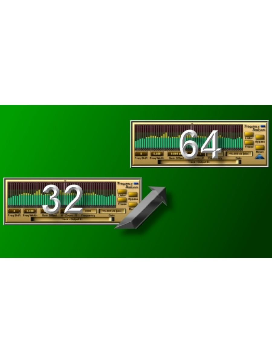Upgrade FreqAnalyzer32 To FreqAnalyzer64