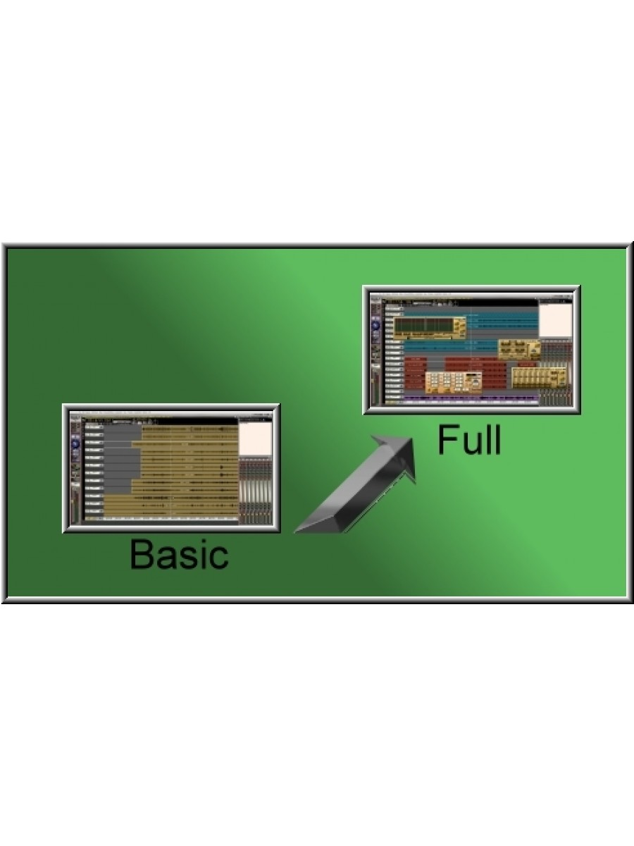 Upgrade SAWStudio Basic To Full