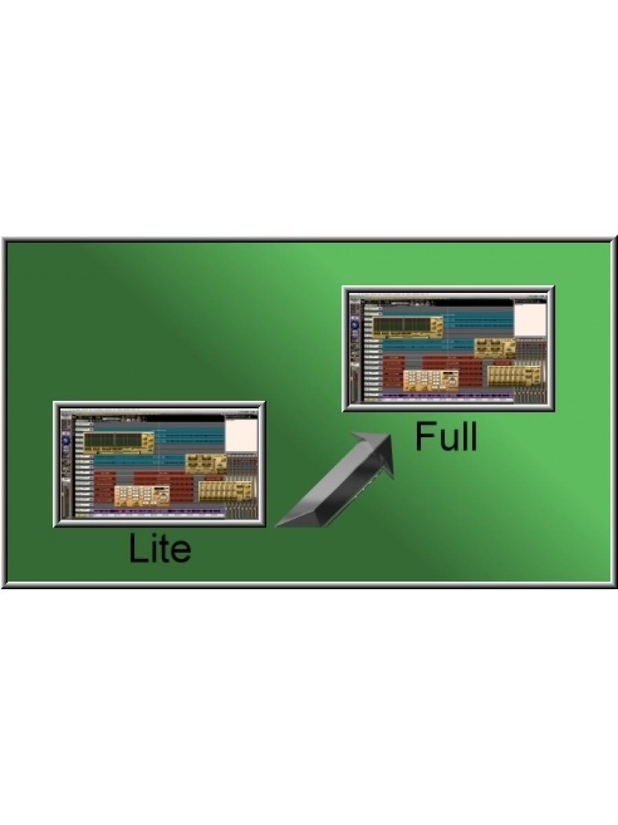 Upgrade SAWStudio Lite To Full